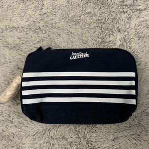 NEW Jean Paul Gaultier Toiletry /Makeup Bag
